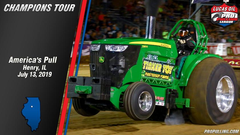 PPL National Tractor and Truck Pulls